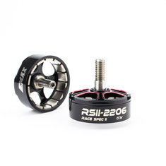 2 PCS Emax RSII2206 / RSII2306 Brushless Motor Spare Part Bell Pack CW Thread
