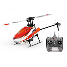 XK K110 Blast 6CH Brushless 3D6G System RC Helicopter RTF