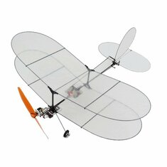 TY Model Black Flyer V2 Carbon Fiber Film RC Airplane With Power System