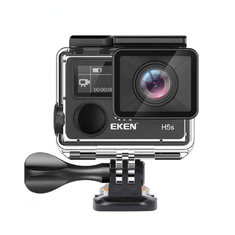 EKEN H5S Dual Screen Action Camera Sony IMAX258 Sensor 4K Sport Camera