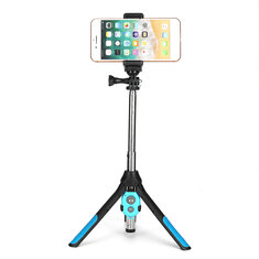 With Gopro Waterproof Case Adapter Sports Camera Selfie Stick