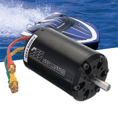 SSS 5684/800KV 8400w Brushless Motor 6 Pole W/O Water Cooling for RC Boat Parts