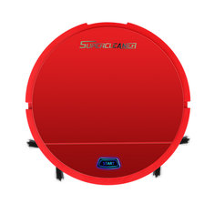 Automatic Rechargeable Smart Cleaning Robot Vacuum Cleaner Floor Sweeper Strong Suction