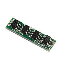 5Pcs HJ R/C 12A PCB Protection Circuit Board Module for 3.7V 1S 18/20 300-600mAh LiPo Battery