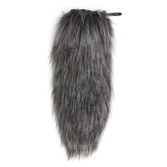 Outdooors MIC Faux Fur Cover Windscreedn Wind Shield For Rode Videomic Microphone