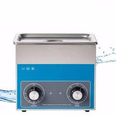 220V 3L Stainless Steel Liter Industry Digital Ultrasonic Cleaner Heater + Timer