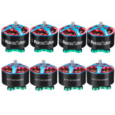 8 x Racerstar RT11 1106 motor RC parts Banggood coupon