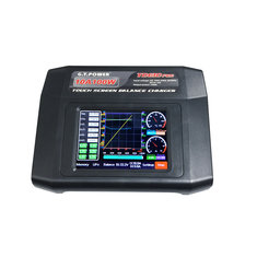 G.T. Power TD610 PRO 100W 10A AC/DC Touch Screen Battery Charger Discharger