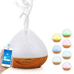 400ml WiFi Smart Diffuser Aroma Humidifier APP LED