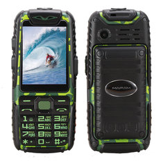 MAFAM 9800mAh Car Driving Dual SIM Card Rugged Phone