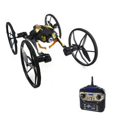 JJRC NH-009 WIFI FPV With 2MP Camera Ground/Flight Mode RC Drone Quadcopter RTF