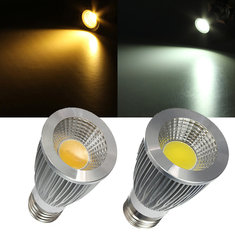E27 7W White/Warmwhite Energy Saving LED COB Spot Down Light Bulb Spot Lightt AC 85-265V