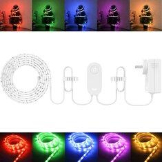 XIAOMI Yeelight YLDD04YL DC24V 2M Smart APP Control RGB LED Strip Light Work with Alexa + EU Plug