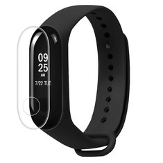 2Pcs HD Waterproof Watch Screen Protector for Xiaomi Miband3