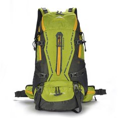 45L Tactical Camping Hiking Traveling Mountaineering Backpack