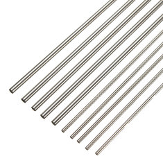 10Pcs TIG Tungsten Electrodes Welding Wire 1/16inch-3/32inch 150MM Non-Radioactive