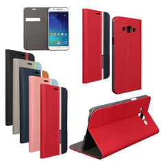 Mohoo PU Leather Card Pocket Case Cover For Samsung Galaxy A8/A8000