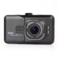 178365  FH06 170° Full HD 1080p Dual lens Novatek Car Camera Video Recorder Dash Cam Monitoring Night Vision