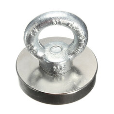 Strong Disc Round Rare Earth Permanent Nd-Fe-B Neodymium Magnets