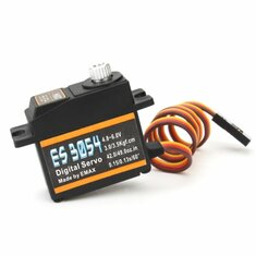 Emax ES3054 17g 3.5kg 0.13sec Metal Gear Digital Servo For RC Airplane