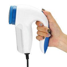 Electric Portable Clothes Lint Pill Fluff Remover Fabrics Sweaters Fuzz Shaver