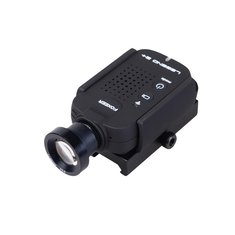 Foxeer Legend 2+ 1080P 60fps FPV Action Camera 35mm Airsoft With Picatinny Mount For RC Drone