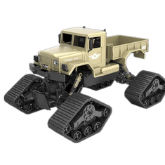 ZEGAN C1232W 1/12 2.4G 4WD 40CM Rc Car Troops War Snow Monster Truck Toys