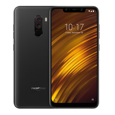 Xiaomi Pocophone F1 Global Version 6.18 inch 6GB 128GB Snapdragon 845 Octa core 4G Смартфон