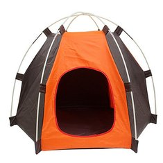 Washable Pet Supplies Portable Folding House Sun Tent Indoor Outdoor Waterproof Camping Durable