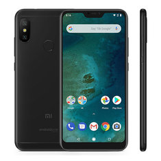 Xiaomi Mi A2 Lite Global Version 5,84 дюйма 3 ГБ RAM 32GB ПЗУ Snapdragon 625 Octa core 4G Смартфон