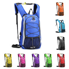 CAMTOA Outdooors Package Waterproof Nylon Shoulder Bag Riding Climbing Hiking Light Weight Backpack