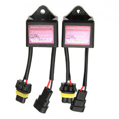 HID Xenon Error Warning Canceller Decoder Capacitor