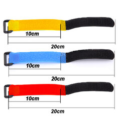 AKKU Tie Down Strap Magic Tape for RC Model Battery