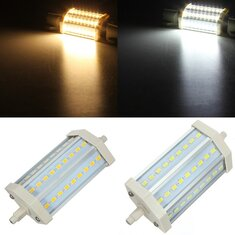 R7S Dimmable LED Bulb 118MM 10W 27 SMD 5630 Pure White/Warm White Light Lamp AC 85-265V