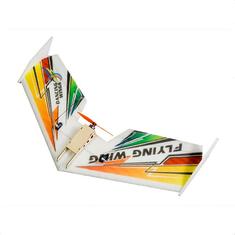 DW HOBBY Mini Rainbow EPP 600mm Wingspan FPV Flying Wing RC Airplane Kit
