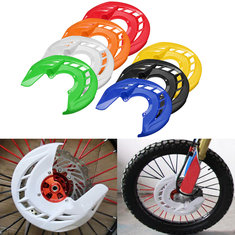 Ktm buy cheap ktm from banggood universal front brake disc rotor guard cover for ktmhondayamaha motocross fandeluxe Image collections