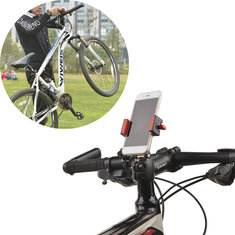 ANTUSI Raptor T6 360° Rotation Bike Phone Holder with 304 Stainless Steel Universal Cradle for iPhone 7/Plus,Samsung Galaxy S7/S6,LG,G3,HTC and GPS Device,Holds All Up to 6.5 Inch Smartphones