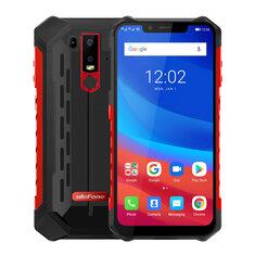 UlefoneArmor6NFCIP68IP69K Водонепроницаемы 6,2 дюйма 6 ГБ 128 ГБ Helio P60 Octa core 4G Смартфон