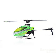 WLtoys V988 Power Star 2 4CH 6 Axis Gyro Flybarless Helicopter