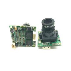 Mista 1/2.7'' Sony Effio-E CCD 700TVL 3MP 2.8mm 100 Degree Lens HD FPV Camera PAL/NTSC Support OSD