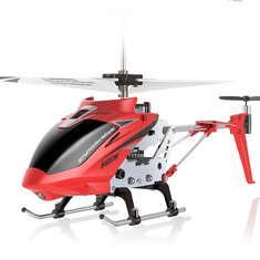 SYMA S107H 2.4G 3.5CH Hover Altitude Hold RC Helicopter With Gyro RTF