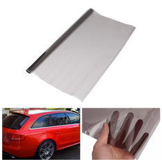 3mx76cm 50% Limo Black Car Window Film Wind Shield Glass Tinting Film for Auto Home