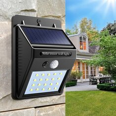 LED Solar Lights - Shop Best Outdoor Solar Lights with Low Price