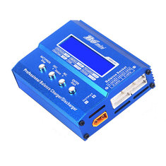 iMAX B6 Mini 80W Digital DC Battery Balance Charger XT60 Plug
