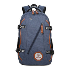 Men Boy 15.6 Inches Laptop Casual School Backpack