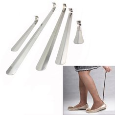 Durable Stainless Steel Shoehorn