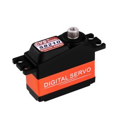 CYS-S8210  4.8-6.0V Metal Gear Micro Digital Tsil Servo for 450 500 RC Helicopter