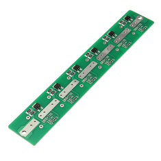 6 String 2.7V 100F - 500F Super Capacitor Balancing Protection Board Module