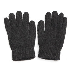 Unisex Woolly Knitted Full Finger Gloves Winter Warmer Thermal Mittens