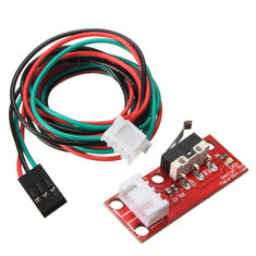 10Pcs Mechanical End Stop Endstop Limit Switch With Cable For CNC 3D Printer RAMPS 1.4